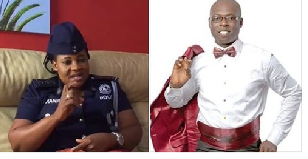 Ghana Police Clash: DSP Hajia Police Hints Of Possible Collabo With SP Kofi Sarpong