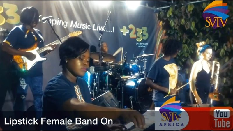 Meet The Exceptional Female Band In Ghana; The Lipstick Female Band On SVTV AFRICA SVTV Africa • 46K views 1 year ago