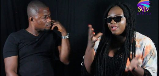 Video: Bosom PYung Stops Cover Artiste Ataa Adwoa From Performing At Kikibees