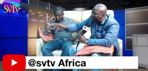 Prophet Kumchacha 'delivers' Wee Teacher On SVTV Africa
