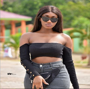 Learn how to produce hit songs before you hit on me – Wendy Shay jabs Fantana