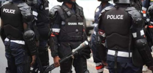 Ashanti police on manhunt for robbers