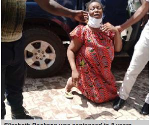 Ashaiman baby-thief jailed 8 years
