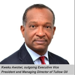 Kweku Awotwi explains his early retirement from Tullow Ghana