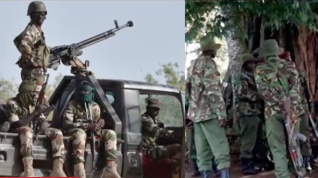 Soldiers And Police Officer Exchange Fire After Mistaking Each Other For Terrorists