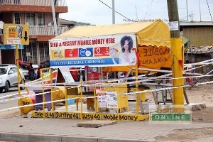 Mobile money vendor shot dead at Kyobariyiri