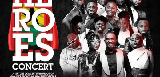 C0VID 19: HEROS CONCERT – A Virtual Concert in honour of Frontline Health Workers – VGMA 21