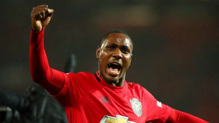 NEW DEAL: Ighalo to stay at United until 2021