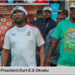 Ibrahim Dossey calls on Ghanaians to support GFA boss Kurt Okraku