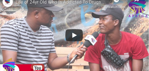 Life of 24yr Old Who Is Addicted To Drugs Cries For Help – GHETTO LIFE STORY