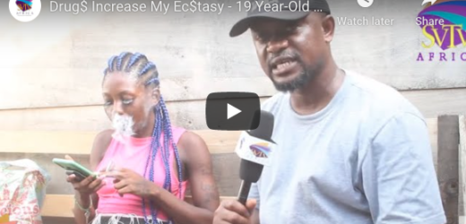 Drugs Increase My Ecstasy – 19 Year-Old Ghetto Girl And Addict – GHETO LIFE STORY