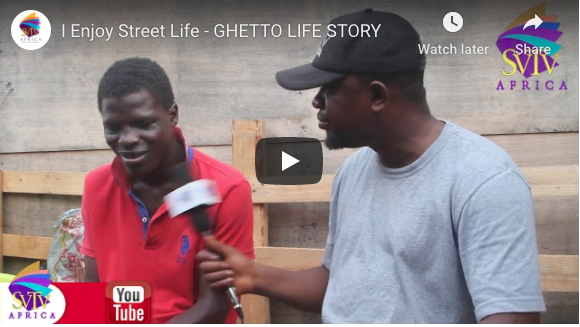 I Enjoy Street Life – GHETTO LIFE STORY