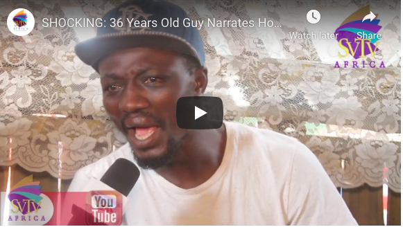 SHOCKING: 36 Years Old Guy Narrates How Drugs Influenced Him To Rob & Destroy People's Property