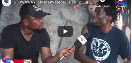 STOWAWAY: My Many Illegal Trips To Europe And How I Was Arrested – GHETTO LIFE STORY