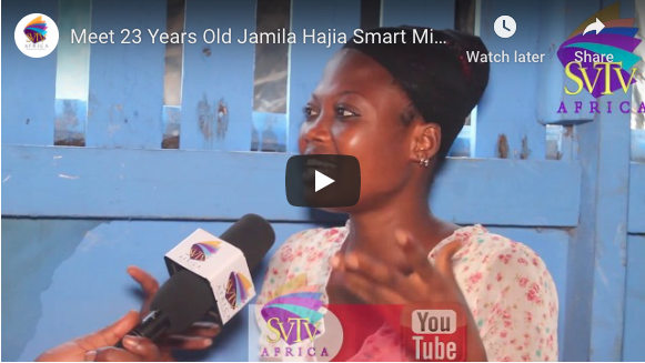Meet 23 Years Old Jamila Hajia Smart Mind; Ghetto Girl And Drug Addict – GHETTO LIFE STORY