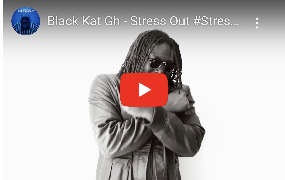 Black Kat is back with latest single 'Stress Out'