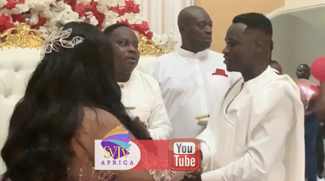 Manager Of King Promise Ties The Knot