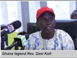 Rev. Osei Kofi predicts doom for Kotoko and Ashantigold in Africa