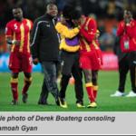 'We celebrate failure more than achievements' – Asamoah Gyan