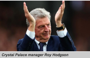 Jordan Ayew is a 'phenomenal player' – Crystal Palace boss Roy Hodgson