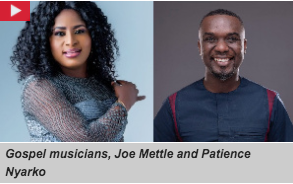 Joe Mettle pours scorn on Patience Nyarko's 'overly hyped' comments