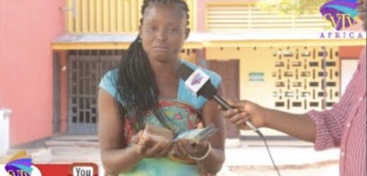 Ghanaians Through SVTV Africa, Donate 7,500 cedis and a Single Room To Vida Nsor – The Street Sachet Water Seller