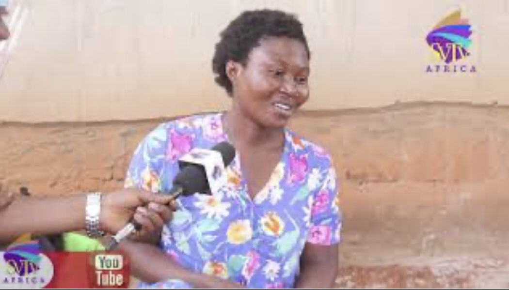 At 4 l was wrongly injected and have not been able to walk since – Graduate Opharn Laments.