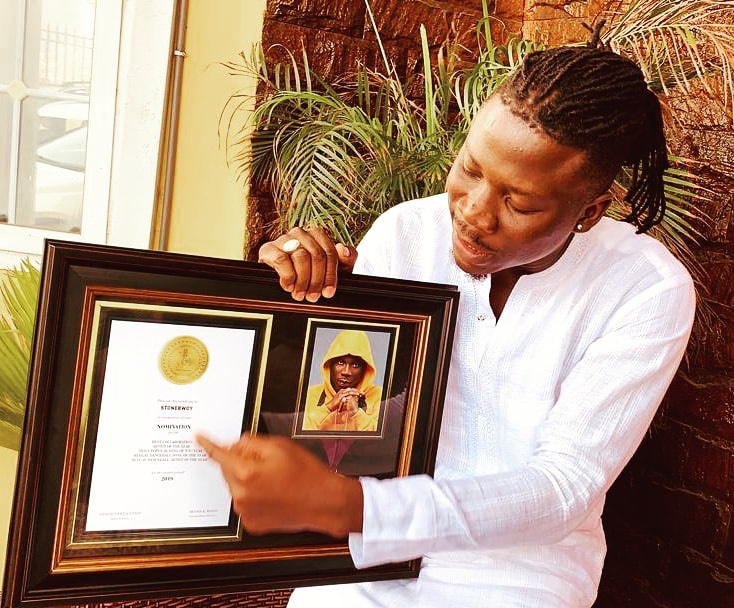 Stonebwoy compares GMA USA to Grammies