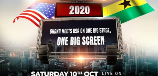 Ghana Music Awards USA Slated For October 10