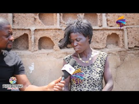 It's Impossible To Give Birth When You Are Into Drugs – 51 Year Old Woman Reveals -GHETTO LIFE STORY
