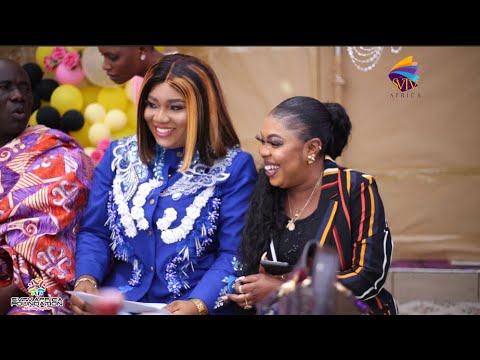 Afia Schwar, Xandy Kamel, Aj Poundz & Others Storms The Launch Of Mama Gee's Empire At Madina