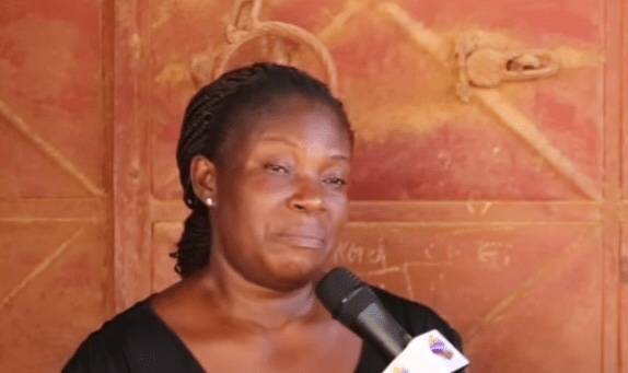 VIDEO: My husband's family is accusing me of his death – Widow weeps in pain