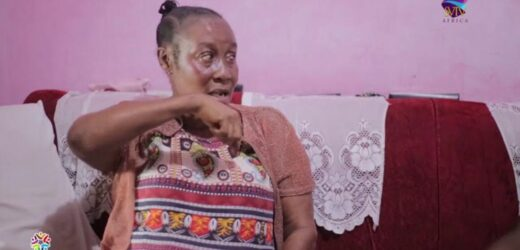 Popular Ghanaian Actress Maame Gyanwaa Speaks After Donation For Eye Injection