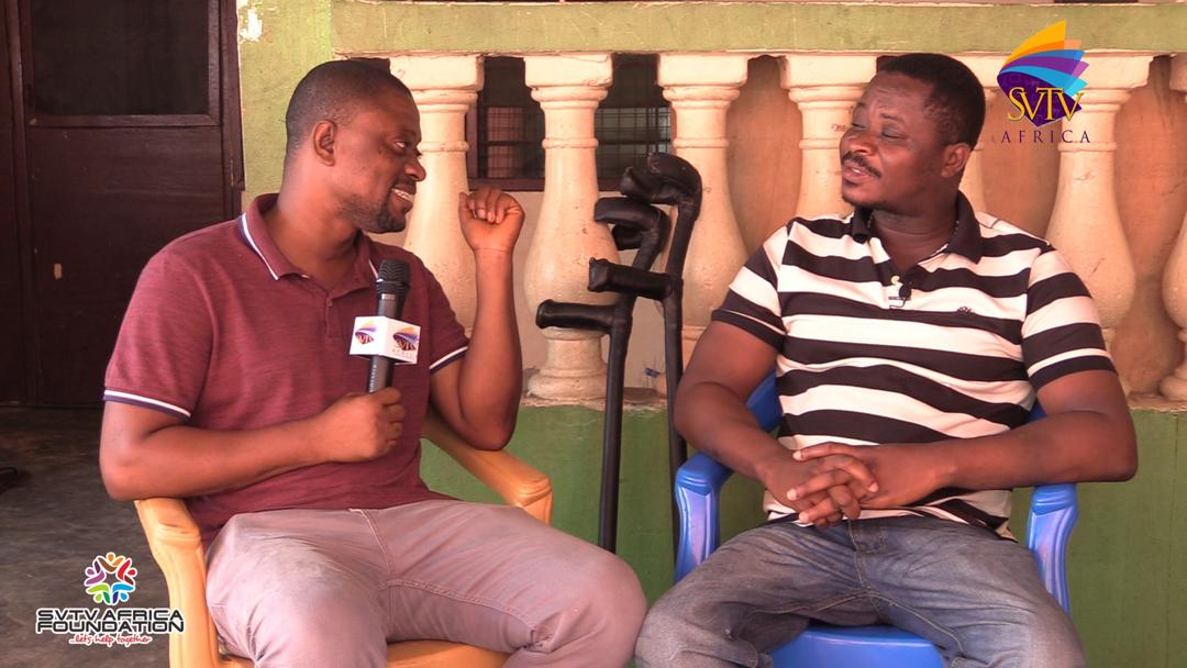 Physically Challenged Accountant Shares Story of How Employers Treat Him.