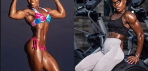 Female Bodybuilder Cautions Men To Stay Away If They Are Not Sexually Fit.
