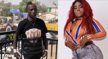 Audio; I'm a married man now, stay away – Patapaa to ex girlfriend, Queen Peezy