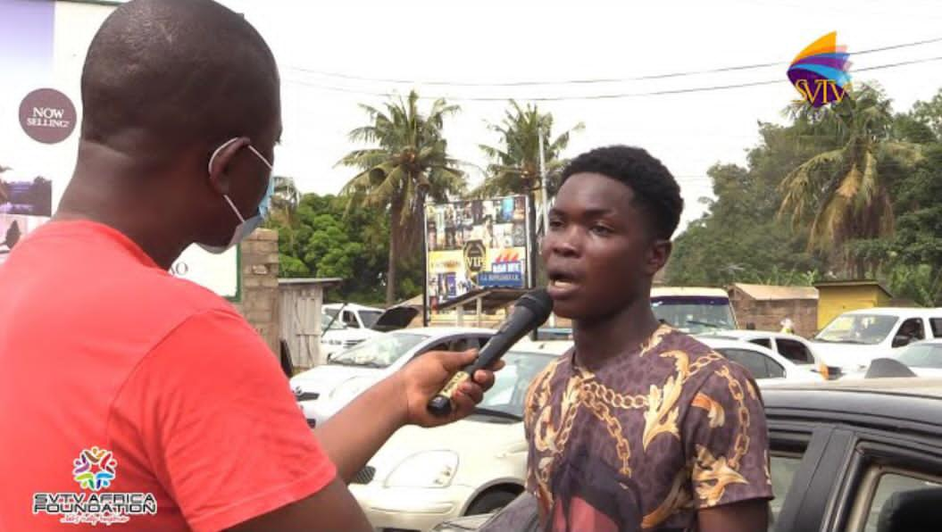I Left Home When I Was 10 Years To Hustle On The Street – Young Boy Reveals