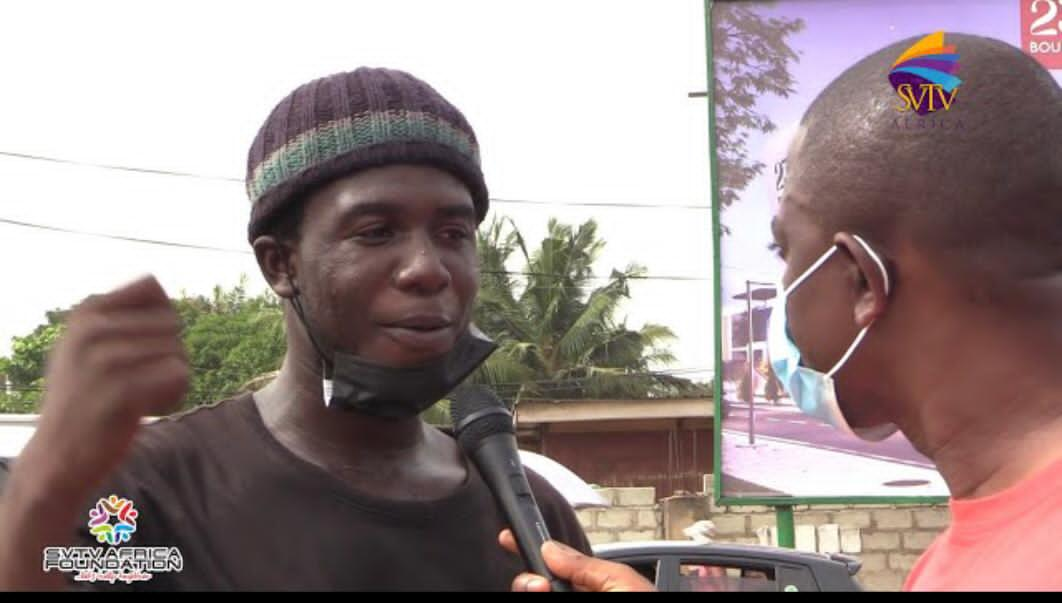 SHS student dismissed from school begs for support to go back