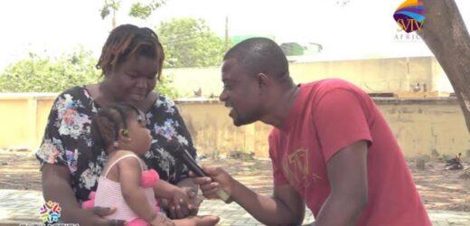 Baby Daddy Abandons Pregnant Girlfriend For A Sugar Mummy