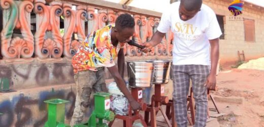 I'm the first fufu machine inventor in Ghana – Man claims