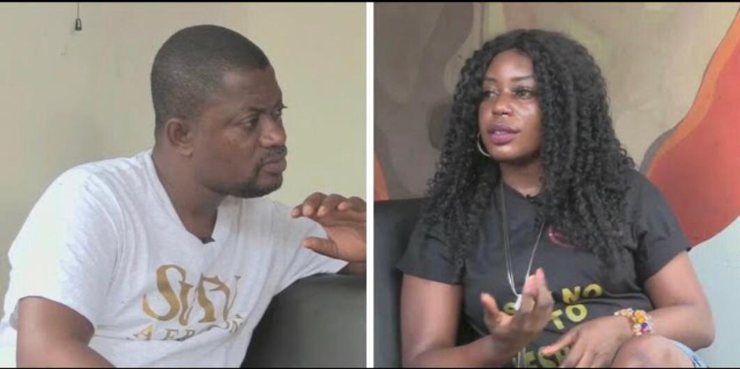 I became a lesbian because of money – Lady reveals