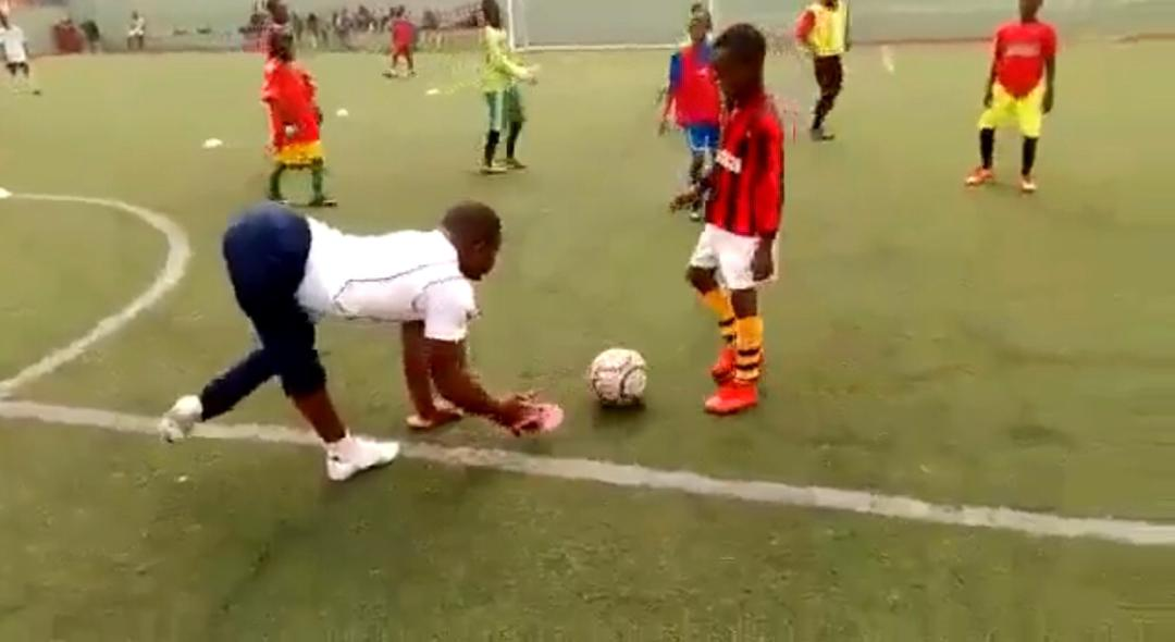 My dream is to be the first physically challenged coach for the black stars – man reveals