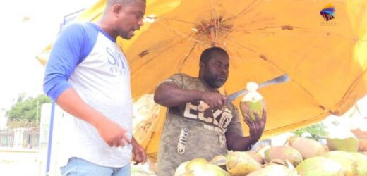 After 29 Years Of Selling Coconut, Man Shares How He Acquired Properties For His Family