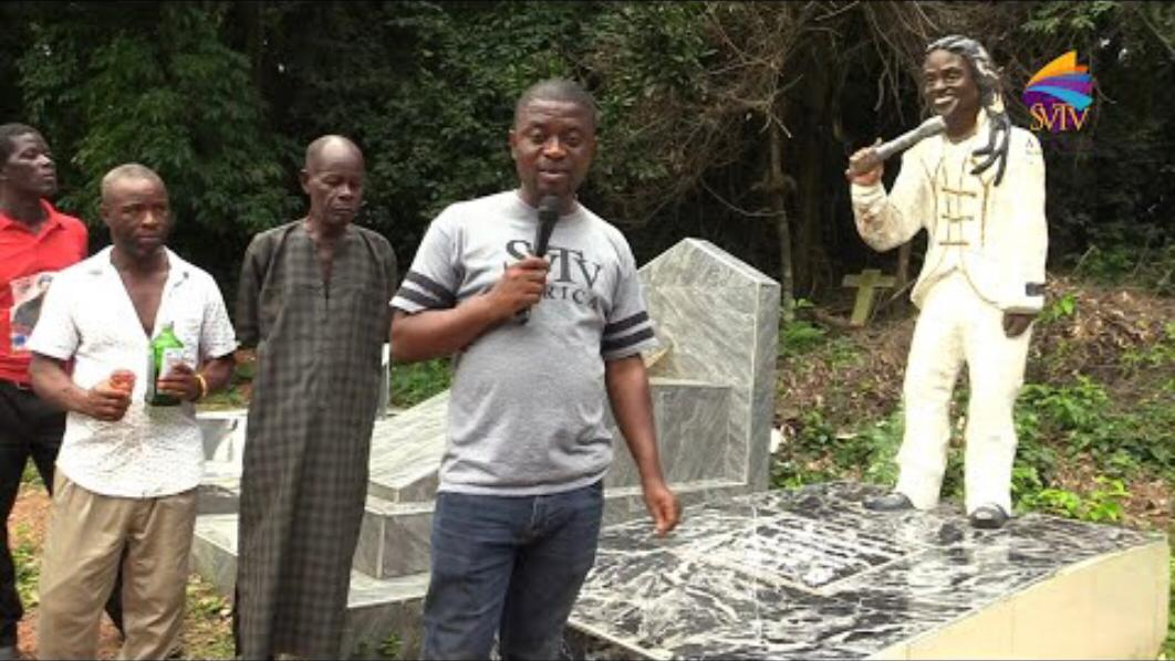 Daasebre Gyamenah's wife and children do not even know where he was buried – Family reveals