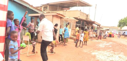 Residents of Tema Community 1 site 12 and 21 angry at Former MP Titus Glover