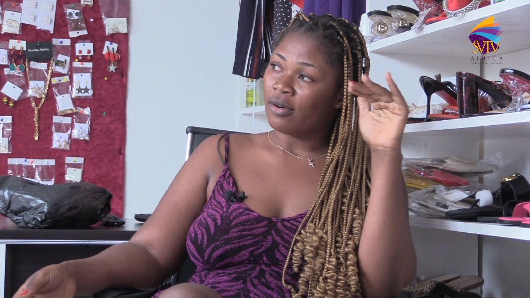 Lady narrates how her boyfriend's ex made her blind and later got dumped by him