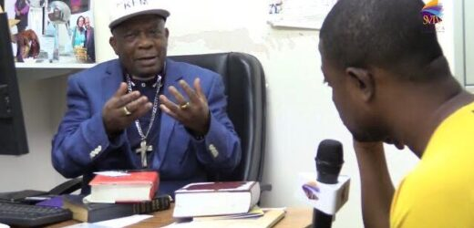 I buried over 500 people in 2020, It's a calling from God – UK based Ghanaian pastor reveals